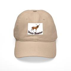 Deer Hunter Baseball Cap
