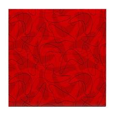 Boomerang Bold Bloody Mary Tile Coaster