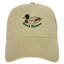 Duck Hunter Baseball Cap