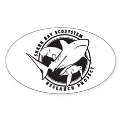 SBERP Oval Decal