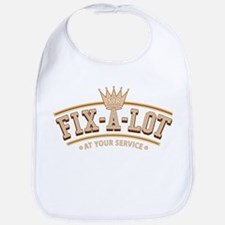 Sir Fix-A-Lot Bib