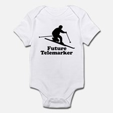 Future Telemarker Infant Bodysuit