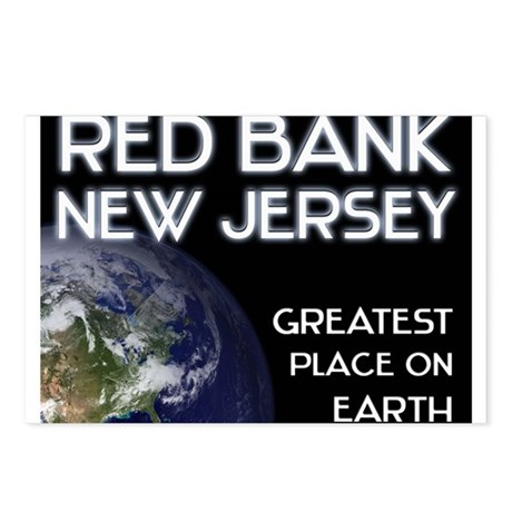 red bank new jersey - greatest place on earth Post