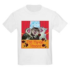 Three Tenors Kids T-Shirt