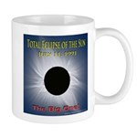 1991 Total Solar Eclipse Mug