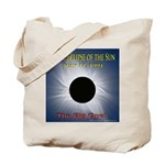 1991 Total Solar Eclipse Tote Bag