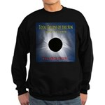 1991 Total Solar Eclipse Sweatshirt (dark)
