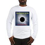 1991 Total Solar Eclipse Long Sleeve T-Shirt