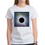 1991 Total Solar Eclipse Women's T-Shirt