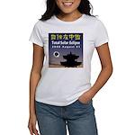 2008 Total Solar Eclipse - 1 Women's T-Shirt