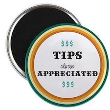 Tips appreciated! Magnet