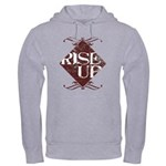 rise up Hooded Sweatshirt