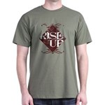 rise up Dark T-Shirt