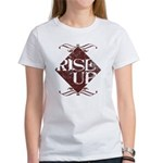 rise up Women's T-Shirt