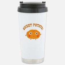 """Sweet Potato"" Travel Mug"