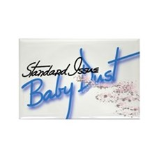 Baby Dust Rectangle Magnet