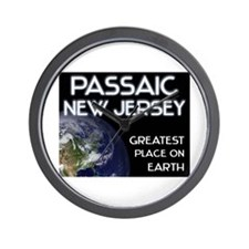 passaic new jersey - greatest place on earth Wall