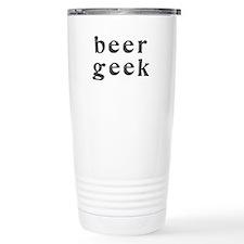 beer geek - Travel Mug