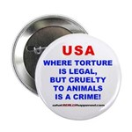 "TORTURE 2.25"" Button (100 pack)"