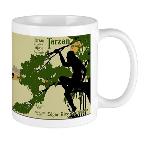 Tarzan of theApes 1912 Mugs