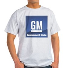 GM is Government Made T-Shirt