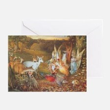 Enchanted Forest by Fitzgerald Greeting Cards (Pk