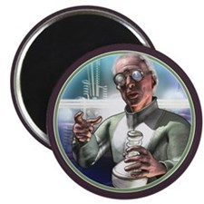 Mad Science Magnet