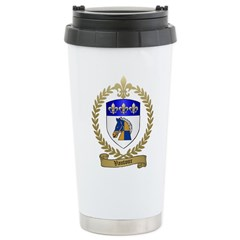 VAUTOUR Family Crest Travel Mug
