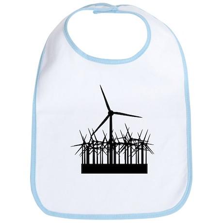 Environment Wind Power Bib