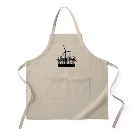 Environment Wind Power BBQ Apron