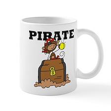Pirate with Gold Mug