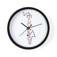 Bassclarinet Wall Clock