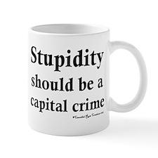 Death To Stupid Mug