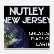 nutley new jersey - greatest place on earth Tile C