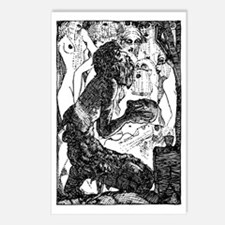Temptation of Saint Anthony Postcards (Package of