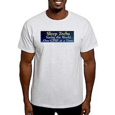 savingtheworld feathered T-Shirt