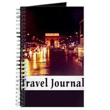 Travel and Writing Journal