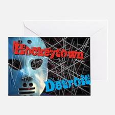 Hockeytown Greeting Card