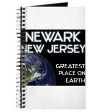 newark new jersey - greatest place on earth Journa