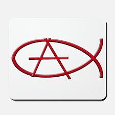 Anarchy Ichthys Mousepad