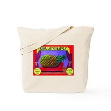 Produce Sideshow: Pineapple Tote Bag