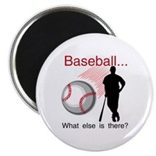 Baseball What Else Magnet