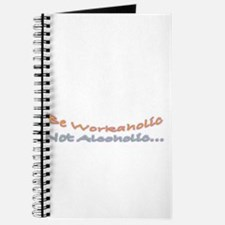 Be Workaholic Journal