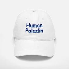 Human Paladin Baseball Baseball Cap