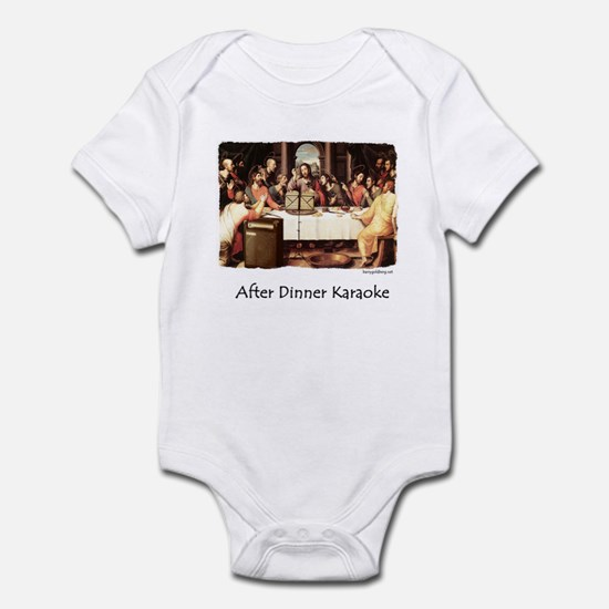 JC Karaoke Infant Bodysuit