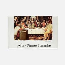 JC Karaoke Rectangle Magnet (10 pack)