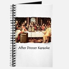 JC Karaoke Journal