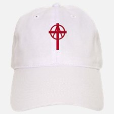 Anarchist Crucifix Baseball Baseball Cap