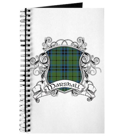 Marshall Tartan Shield Journal