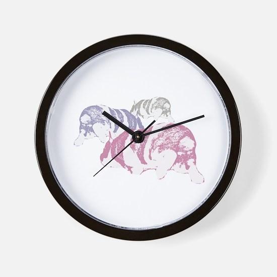 Abort Mission! Wall Clock